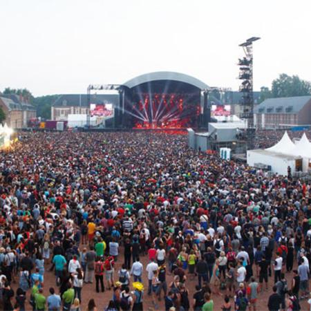 Le Main Square Festival - Juillet